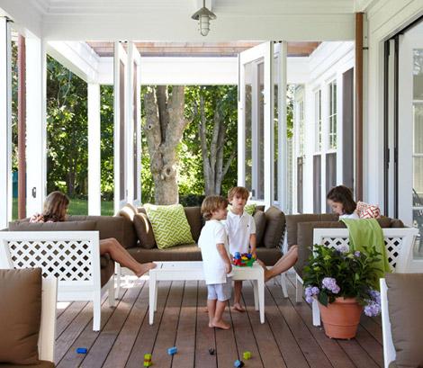 Y lleg el buen tiempo patricia from my window for Muebles porche